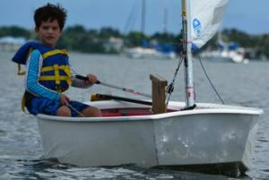 LEARN TO SAIL - JUNIOR SAILORS