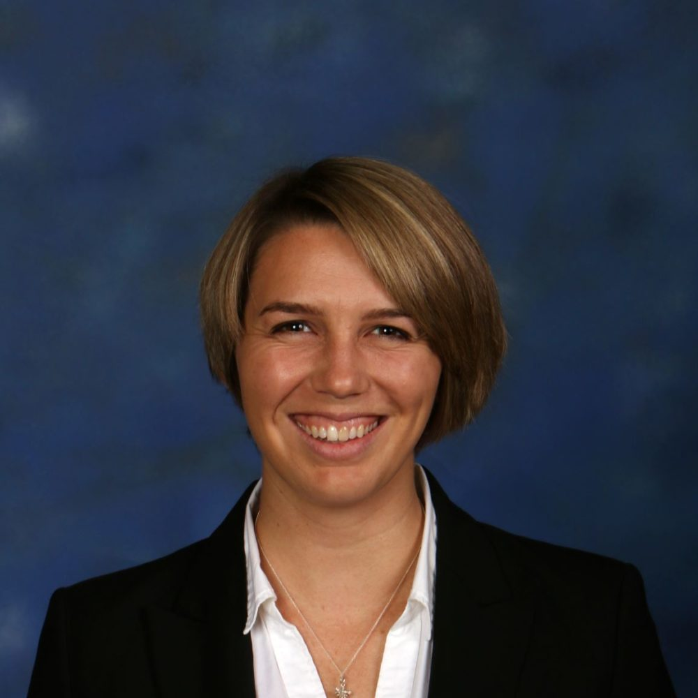 Brooke Sharp, Youth Sailing Director